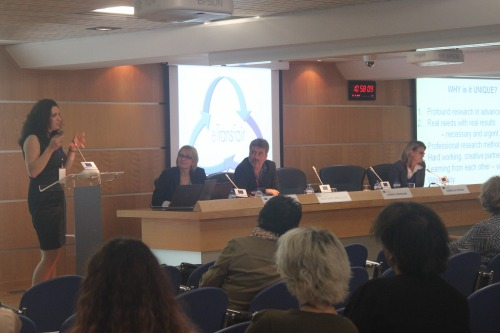 Stakeholders' meeting in Madrid